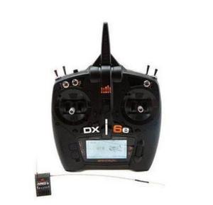 radiocomando spektrum DX6e + ricevente e accessori