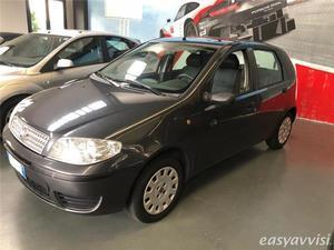 Fiat punto classic 1.2 5 porte active neopatentati benzina,