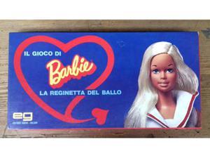 Il gioco di Barbie la reginetta del ballo