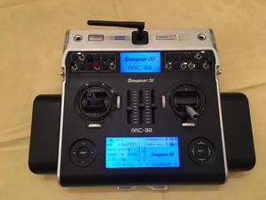 Radiocomando Graupner Mc 32