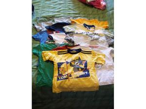 T shirt maglietta 4-5 anni DISNEY tom & jerry 100% cotone 13