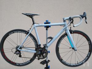 Bici corsa personalizzata Campagnolo Super Record 11v Bora