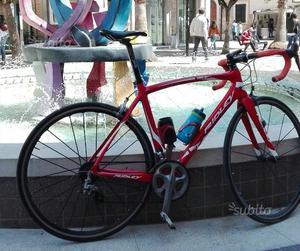 Bici da corsa in carbonio Ridley