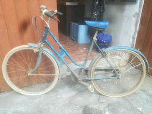 Bicicletta vintage da bambina anni 50