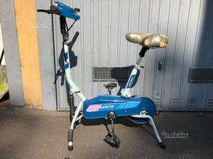 GRATIS: Cyclette Silhouette