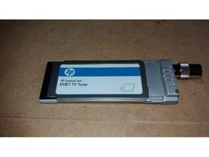 Express card HP DVB-T TV tuner digitale