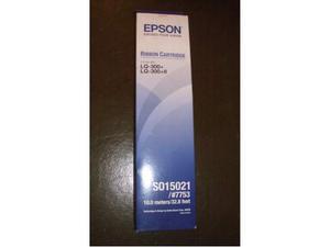 Nastri S per stampante Epson LQ 300+ e 300+II