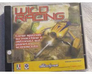 Wild Racing: PC game ITA da collezione sigillato vintage