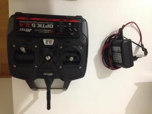 Radiocomando Hitec Optic 5 - 2.4 GHz - ACCESSORI