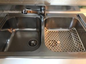 Lavello smeg 2 vasche