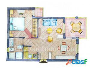 Monte Argentario Appartamento 2 Locali 700 EUR A203