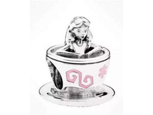 Pandora Charm DISNEY Alice paese delle meraviglie ENMX