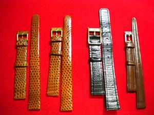 Zenith cinturini originali stock 4 pezzi fibbia Zenith