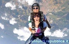 Assumi istruttori per Lancio Paracadute Lombardia
