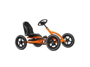 Auto A Pedali Go Kart Per Bambini Berg Buddy Arancio