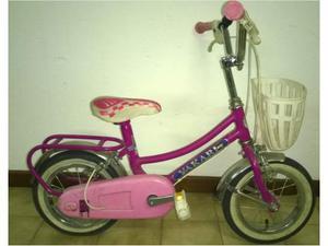 Bicicletta bambina misura 12