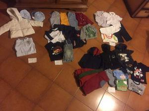 Stock abbigliamento bimbo  MESI Firmato polo maniche