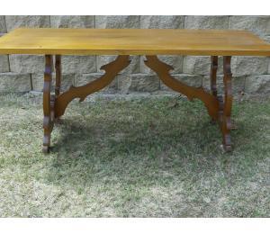 Tavolo Fratino in legno massello