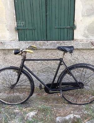 Bici Bianchi anni 40