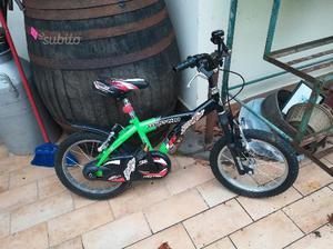 Bici MTB da 5 a 9 anni Torpado