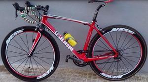 Bici da Corsa Carbonio Cinelli Ultegra Ness