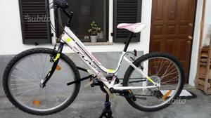 Bicicletta 24 da bambina