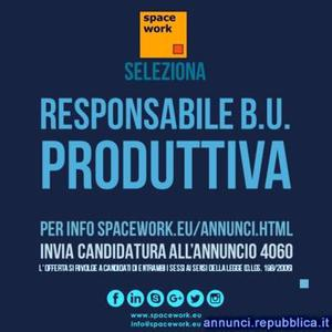 COD.  – RESPONSABILE B.U. PRODUTTIVA BS