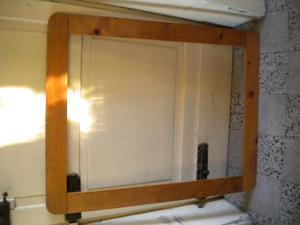 Cornici con specchio design intaglio legno grezzo posot class