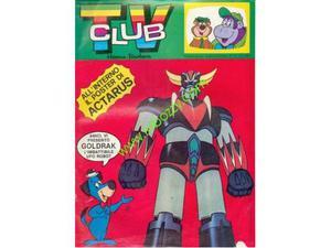 Cerco: [CERCO] Fumetto TV CLUB con Goldrake