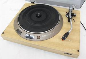 Denon DP  giradischi hi-fi stereo