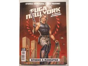 Fuga da new york - ritorno a manhattan editoriale cosmo