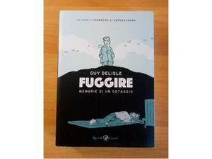Graphic Novel FUGGIRE di Guy Delisle Fumetto