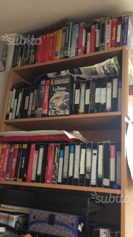 Video cassette whs originali