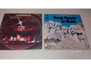 Vinile Deep Purple 33 giri