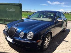 Jaguar s-type 3.0 v6 24v luxury autom. euro 4 da vetrina !!!