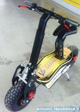 Vendo E-Scooter Monopattino Elettrico M.A.D W Nuovo Roma