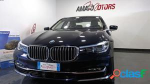 BMW Serie 7 diesel in vendita a Mazzarrone (Catania)