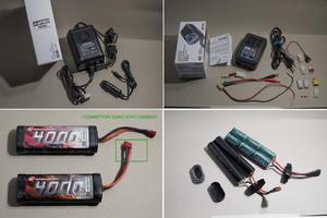 Macchina radiocomandata RC 1/10 HPI-Racing Jumpshot mt