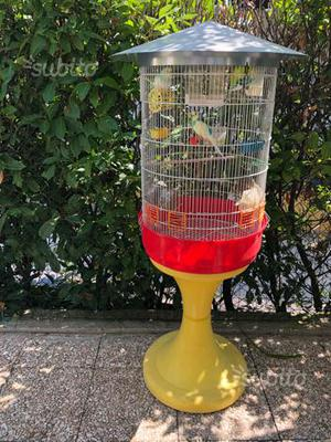 Maxi gabbia per uccelli