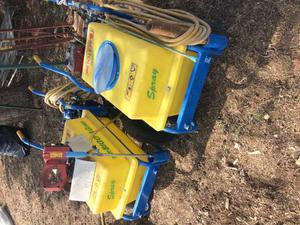 Motopompe per irrigazione e diserbi