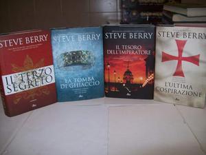 Libri di Steve Berry