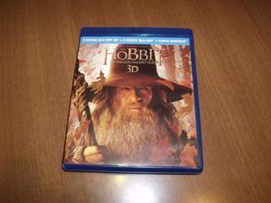 Lo Hobbit Un viaggio inaspettato Blu Ray 3D