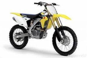 Suzuki rm 250 z, provincia di viterbo
