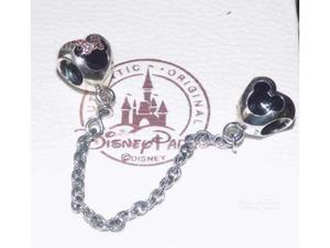 Pandora Disney Minnie e Mickey Mouse Catena di Sicurezza