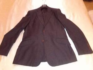 Vestito versace in lana taglia 50 piu 2 camice pari a nuovo