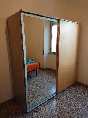 Smontare Armadio Ante Scorrevoli.Armadio Ikea Anta Specchio Posot Class