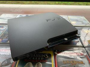 Ps3 Slim +16 GIOCHI