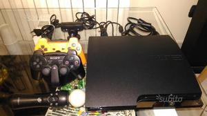 Ps3 telecamera controller move 2 joystick 5 giochi