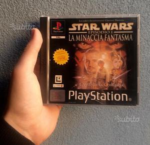 STAR WARS - La minaccia fantasma PS1