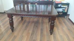 Tavolo allungabile stile inglese roma posot class for Tavolo allungabile quadrato 120x120